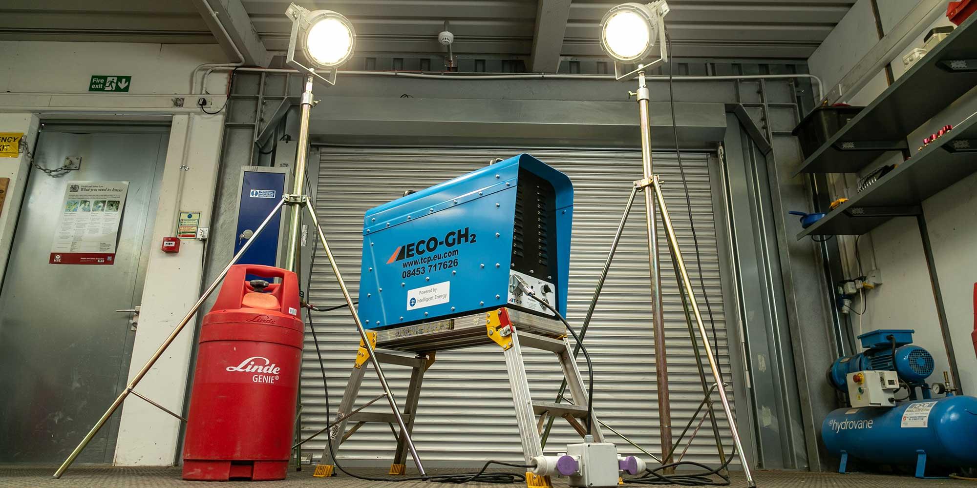 Ecolite GH2 Hydrogen DC power generator
